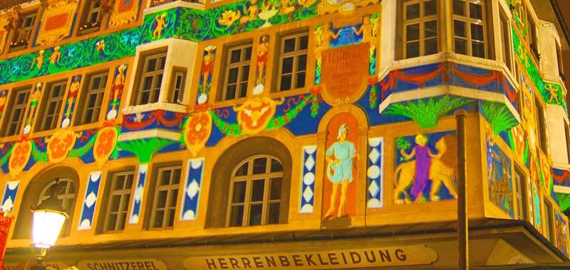 Professionelle Weihnachtsbeleuchtung aus München
